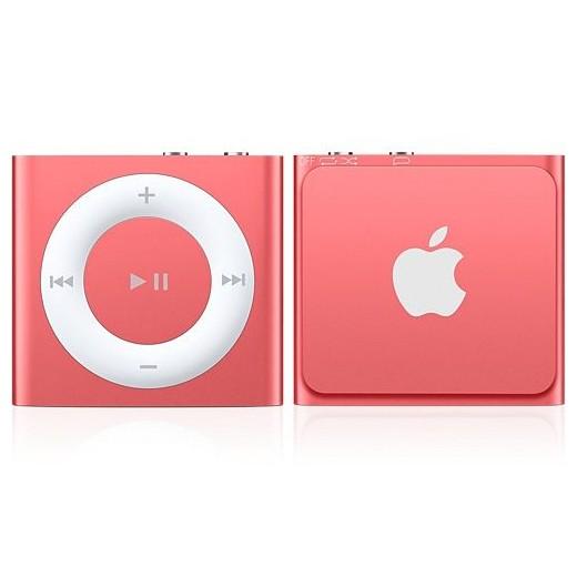 Купить -  Apple iPod shuffle 5Gen 2GB Pink (MKM72RP/A)