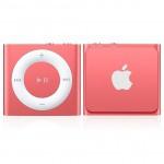 Фото -  Apple iPod shuffle 5Gen 2GB Pink (MKM72RP/A)