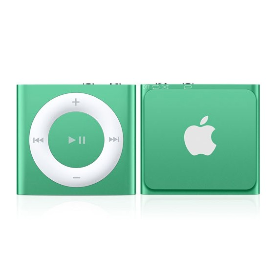 Купить -  Apple iPod Shuffle 5Gen 2GB Green (MD776)
