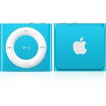 Фото -  Apple iPod Shuffle 5Gen 2GB Blue (MD775)