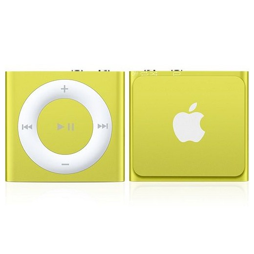 Купить -  Apple iPod Shuffle 5Gen 2GB Yellow (MD774)