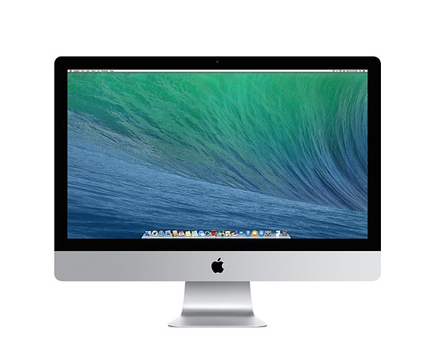 Купить - Apple Apple A1418 iMac 21.5' Quad-Core i5 2.7GHz (ME086UA/A)