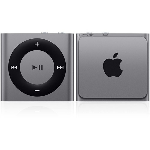 Купить -  Apple iPod Shuffle 5Gen 2GB Space Gray (MKMJ2RP/A)