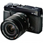 Фото -  Fujifilm X-E2 XF18-55mm Kit Black