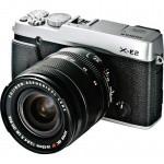 Фото -  Fujifilm X-E2 XF18-55mm Kit Silver