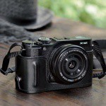 Фото -  Fujifilm X-M1 kit XC 16-50 OIS+ XF 27mm (Black)