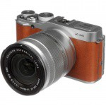 Фото -  Fujifilm X-M1 kit XC 16-50 OIS+XF 27mm (Brown)