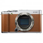 Фото -  Fujifilm X-M1 body Brown