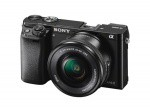 Фото - Sony Sony Alpha 6000 kit 16-50 OSS Black (ILCE6000LB.CEC)