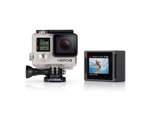 Купить -  GoPro HERO4 Silver STANDARD (CHDHY-401)