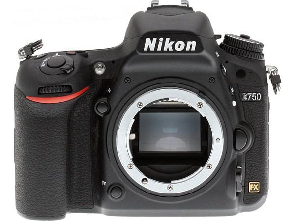 Купить -  Nikon D750 Body