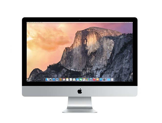 Купить -  Apple iMac 27' Retina 5K QC i5 3.5GHz (MF886) ВИТРИНА