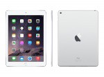 Фото  Apple iPad Air 2 Wi-Fi 64GB Silver (MGKM2TU/A)