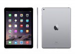 Фото  Apple iPad Air 2 Wi-Fi 64GB Space Grey (MGKL2TU/A)
