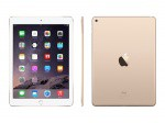 Фото  Apple iPad Air 2 Wi-Fi 16GB Gold (MH0W2TU/A)