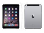 Фото  Apple iPad Air 2 Wi-Fi + LTE 128GB Space Gray (MGWL2TU/A)