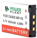Фото - PowerPlant Aккумулятор PowerPlant Casio NP-70(DV00DV1241)