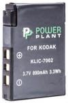 Фото - PowerPlant Aккумулятор PowerPlant Kodak KLIC-7002(DV00DV1154)