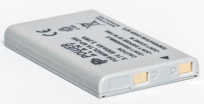 Купить - PowerPlant Aккумулятор PowerPlant Minolta NP-200(DV00DV1051)