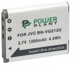 Фото - PowerPlant Аккумулятор PowerPlant JVC BN-VG212U(DV00DV1392)
