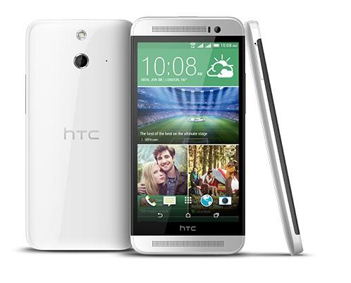 Купить -  Смартфон HTC One (E8) Dual Sim White