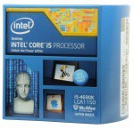Фото -  Intel Core i5-4690K (BX80646I54690K)  (ГАРАНТИЯ 3 ГОДА)