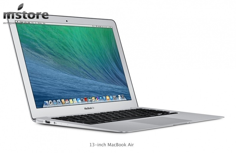 Купить -  Apple MacBook Air 13W' Dual-core i7 2.2GHz (Z0RJ000N9)