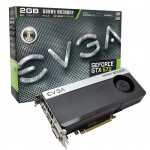 Фото -  EVGA GeForce GTX670 04G-P4-3671-KR (ГАРАНТИЯ 2 ГОДА)