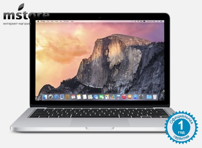 Купить - Apple Apple MacBook Pro 13.3' Retina Dual-Core i7 3.1GHz (Z0QN000NJ)