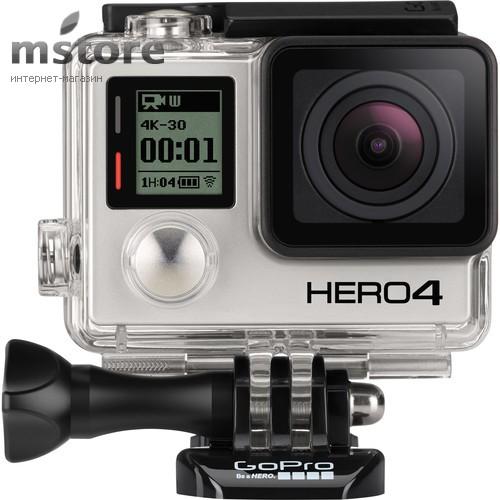 Купить -  GoPro HERO4  Black Edition MUSIC