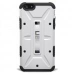 Фото -  Чехол Urban Armor Gear iPhone 6 Navigator (White) IPH6-SLT-VP