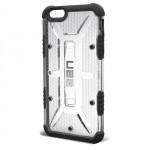 Фото -   Чехол Urban Armor Gear iPhone 6 Maverick (Clear) IPH6-ICE-VP