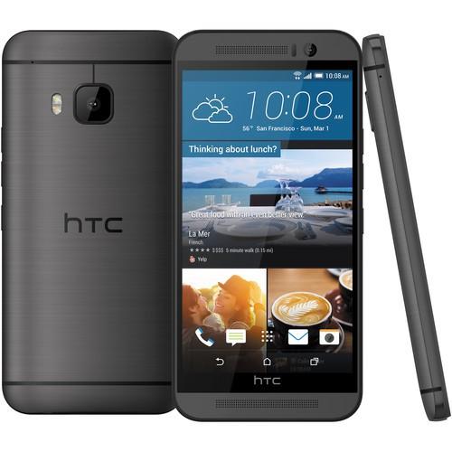 Купить -  HTC One M9 Gunmetal Gray