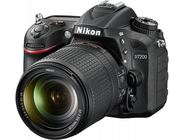 Купить -  Nikon D7200  kit 18-140mm VR