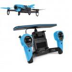 Фото -  Parrot Bebop Drone + Skycontroller Blue