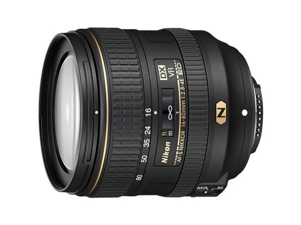 Купить -  Nikon AF-S DX NIKKOR 16-80mm f/2.8-4E ED VR