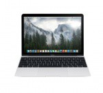 Фото -  Apple MacBook 12' Retina Silver (Z0QS0004L)