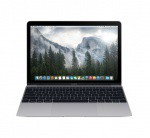Фото -  Apple MacBook 12' Retina Space Gray (Z0RM0004N)