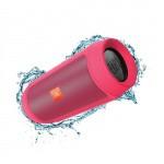 Фото -  JBL Charge II Plus Pink