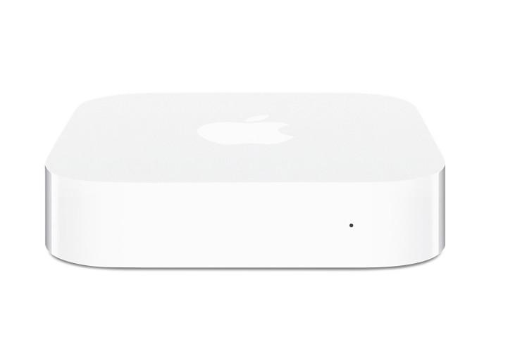Купить -  Базовая станция Apple A1392 AirPort Express (Wi-Fi) (MC414RS/A)