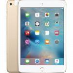 Фото -  Apple iPad mini 4 Wi-Fi 16GB Gold (MK6L2)