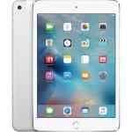 Фото -  Apple iPad mini 4 Wi-Fi 16GB Silver (MK6K2)