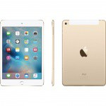 Фото  Apple iPad mini 4 Wi-Fi 4G 16GB Gold (MK712RK/A)