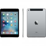 Фото  Apple iPad mini 4 Wi-Fi 4G 16GB Space Gray (MK6Y2RK/A)