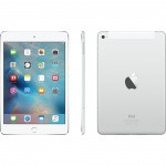 Фото  Apple iPad mini 4 Wi-Fi 4G 16GB Silver (MK702RK/A)