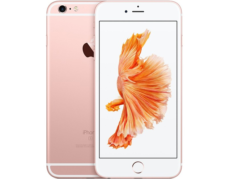 Купить -  Apple iPhone 6s Plus 128Gb Rose Gold