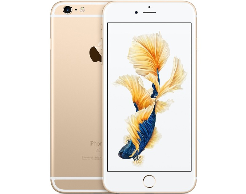 Купить -  Apple iPhone 6s Plus 128Gb Gold