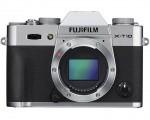 Фото -  Fujifilm X-T10 body Silver
