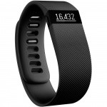 Фото -  Fitbit Charge Black Large (FB404BKL-EU)