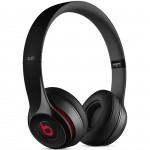 Фото -  Наушники Beats Solo2 Wireless Headphones Black (MHNG2ZM/A)